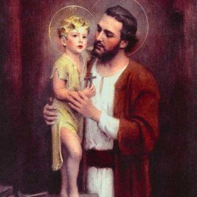 Neuvaine à Saint Joseph, père adoptif de Jésus (du 11 au 19 mars)
