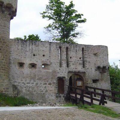 Diaporama château de Hohlandsbourg - Wintzenheim