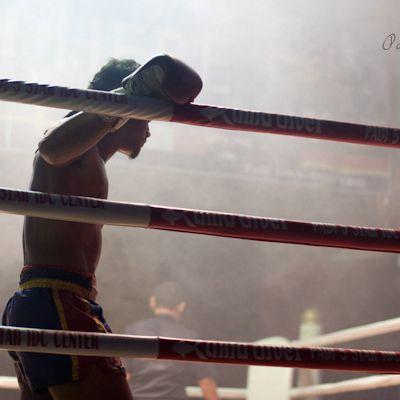 Thaïlande - part I : Match de boxe Thaï