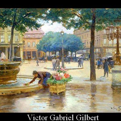 Une oeuvre de Victor Gabriel Gilbert