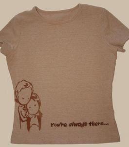 Un autre t-shirt - Ton sur ton