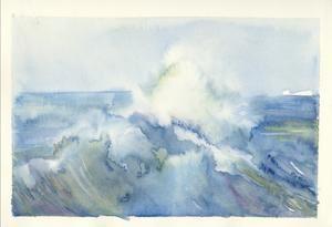 Stage de juillet « Jeux d'eau…: l'aquarelle humide»