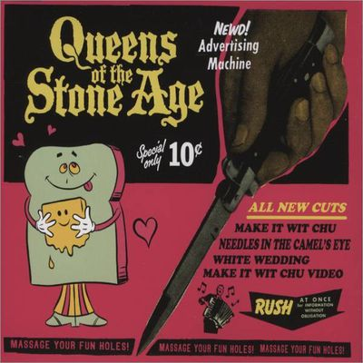 Queens of the stone age make it with chu