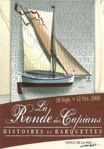 "Septembre en Mer 2008, Exposition ""Histoire de barquettes"""