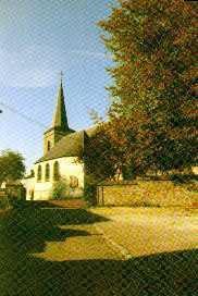 Le site Eglise Saint Martin
