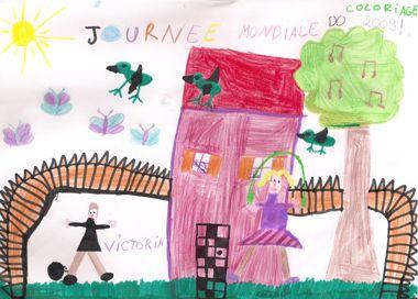 Contes pour enfants - Tibous Mag - Journée mondiale du coloriage !