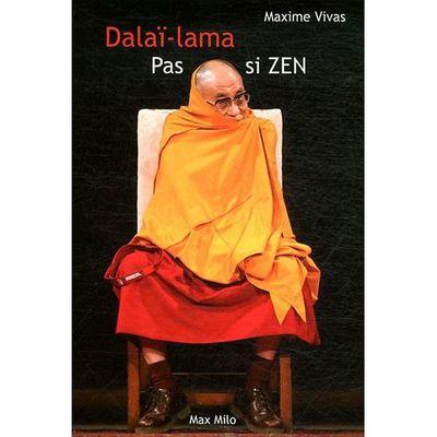 Le Dalaï Lama pas zen ? Zone pazenn vous le disait !