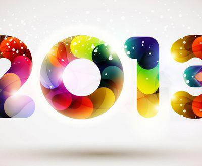 Joyeuse année 2013