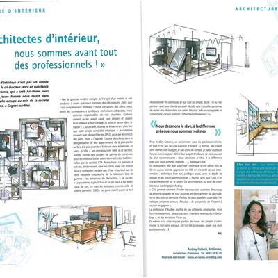 article - magasine Welcome / juin 2009 - Select / decembre 2011
