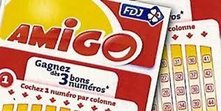 """""""AMIGO"""" de FDJ : Les derniers tirages du jour et les résultats"""