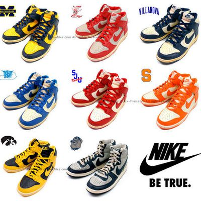 Nike dunk tier 0