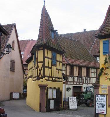 Fêtes en Alsace : Strasbourg, Colmar, Riquewihr ...