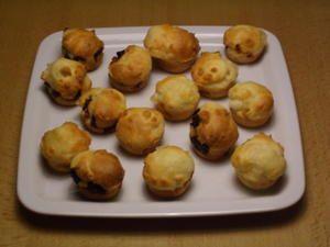 Petits muffins à grignoter