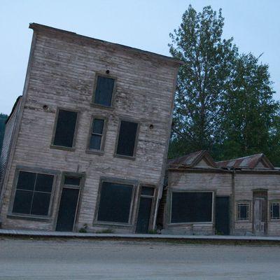 Dawson city ... dernier clin d'œil !!!