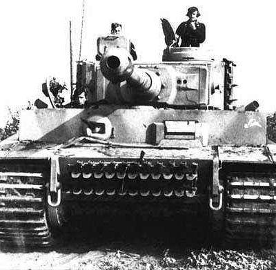 Histoire : Char Tigre - Blog du templier