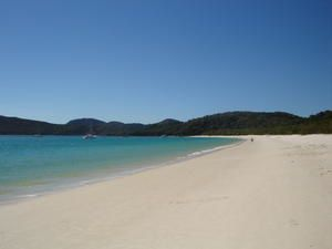 Whitsunday's islands a la voile!