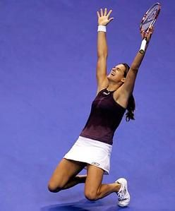 Tribute to Amelie Mauresmo ...