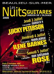 Les Nuits Guitares 2008