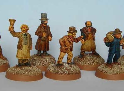 Foundry Old West Civilians