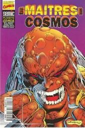 Les maitres du cosmos, intégrale (Ron Marz, Ron Lim, Jeff Moore, Andy Smith,Tom Grindberg, Scott Eaton)