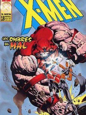 X-men, n°18, les ombres du mal (Scott Lobdell, Cedric Nocon, Joe Madureira, Terry Kanavagh, Jim Cheung, Jorge Gonzalez, Greg Land)