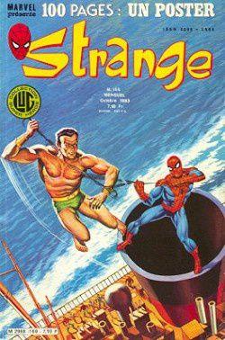 Strange n°166 (Dennis O'Neil, Luke Mc Donnell, Frank Miller, Bill Mantlo, Sal Buscema)