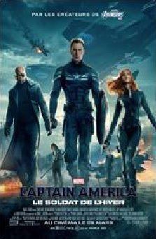 Captain america 2, le soldat de l'hiver (Joe Russo, Anthony Russo)