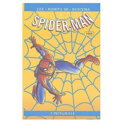 Spider Man, l'intégrale 1969 (Stan Lee, John Romita Sr, John Buscema)
