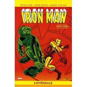 Iron-man, l'intégrale, 1964-1966 (Stan Lee, Don Heck, Adam Austin, Gene Colan)