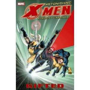 The astonishing X-men, tome 1 : surdoués (Joss Whedon, John Cassaday)