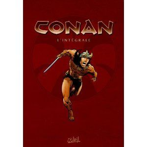 Conan, l'intégrale, tome 3 (Roy Thomas, Barry Windsor Smith, Gil Kane)