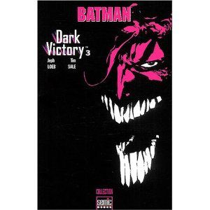 Batman, dark victory, 3 (Jeph Loeb, Tim Sale)