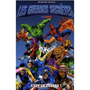 Les guerres secrètes (Jim Shooter, Mike Zeck)
