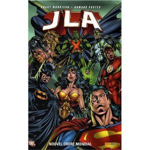 Justice league of america, nouvel ordre mondial (Grant Morrison, Howard Porter, Oscar Jimenez)