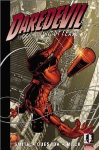 Daredevil, tome 1, the man without fear, sous l'aile du diable (Kevin Smith, Mick Mack, Joe Quesada)