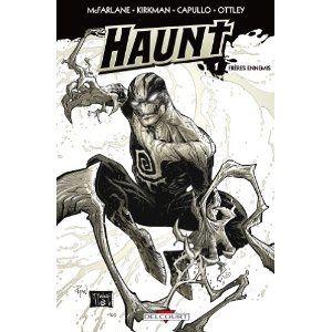 Haunt, tome 1, frères ennemis (Todd Mc Farlane, Robert Kirkman, Greg Capullo, Ryan Ottley)