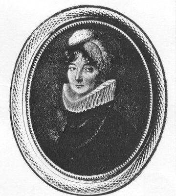 Portrait de lady Hester bis