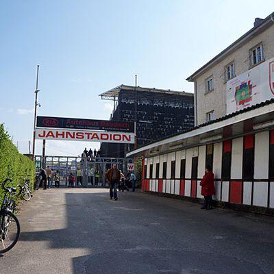 12.04.14 - Jahnstadion / Regensburg