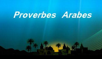 PROVERBES ARABES - DICTIONNAIRE PROVERBE ARABE