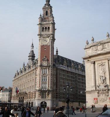 Quelques photos de Lille
