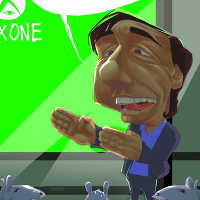 Xbox One E3 - La palpitante conférence: It s not just a television finally