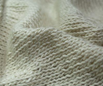 Nouveau projet tricot!