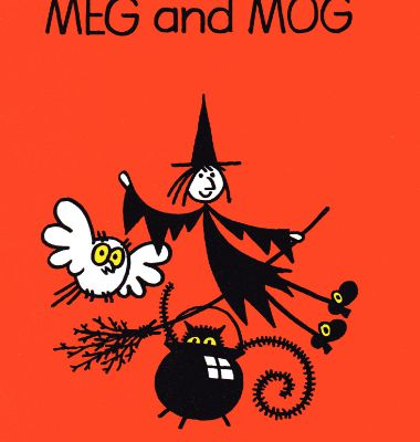 MEG AND MOG by Helen Nicoll & Jan Pieńkowski