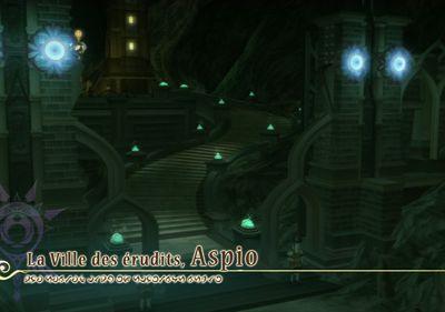 Aspio - Les Ruines de Shaikos