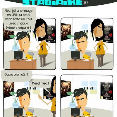 La vraie vie d'un stagiaire #7