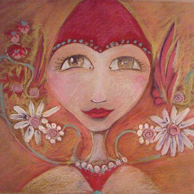 Mademoiselle coeur (tableau)