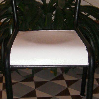 récup #4 - chaise d'écolier - Mullca 510