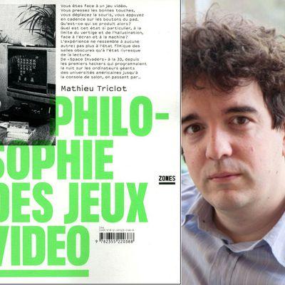 Pourquoi il faut lire Philosophie des Jeux Vidéo de Mathieu Triclot (édition Zones)