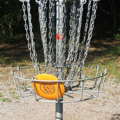 Le Disc-Golf à l'école Fénelon