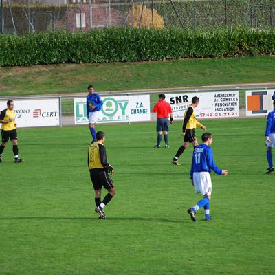 Football : Changé B - Arnage-Pontlieue (DH)